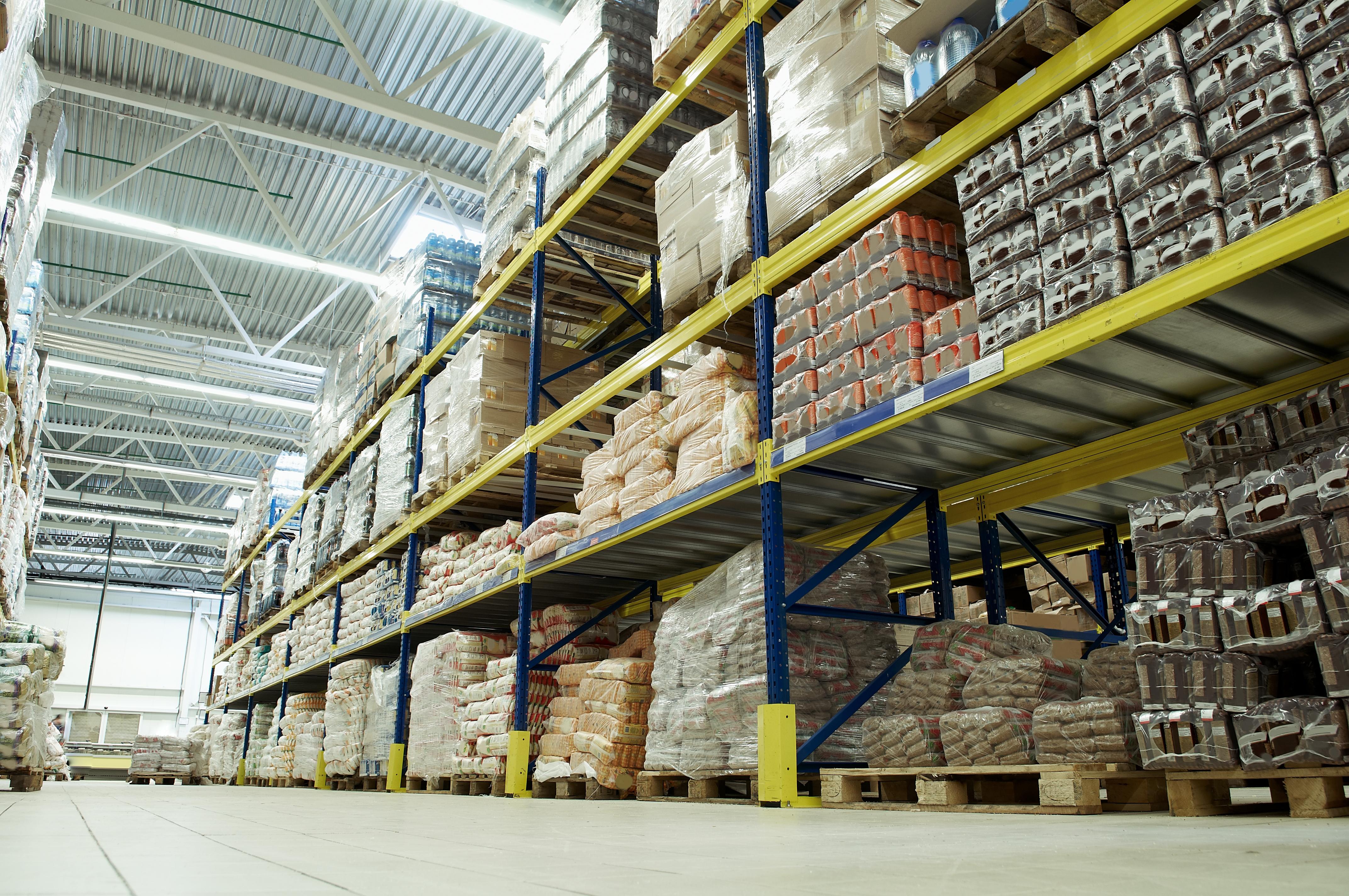 Food Distributors - Lentz Milling